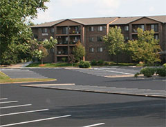 An image of our commercial paving services Minneapolis, MN